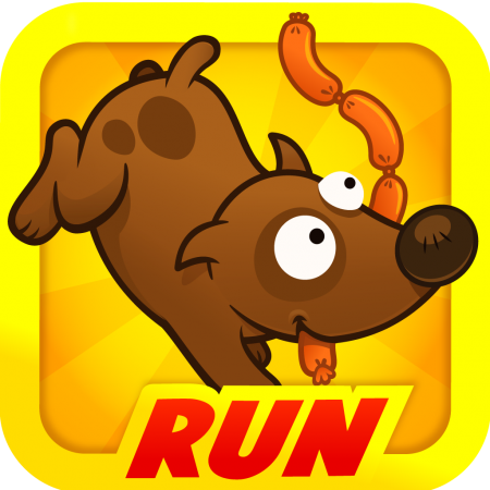 Space Dog Run – отличный аркадный раннер