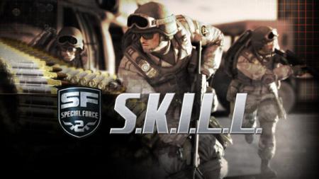 Dragonfly S.K.I.L.L. Special Force 2 - играть на компьютере