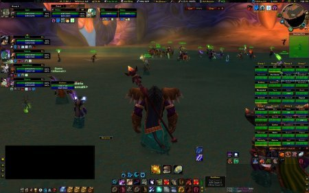 World of Warcraft Classic – версия игры 1.26a.7z