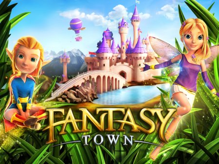 Fantasy Town для андроид