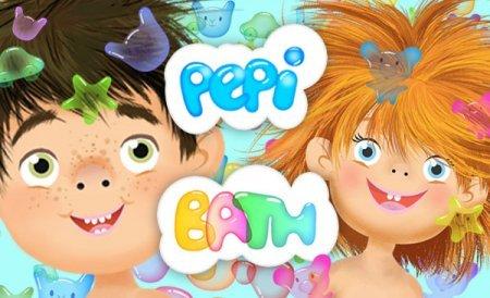 Скачать Pepi Bath на андроид