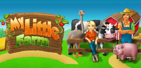 My Little Farm на андроид