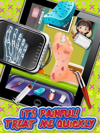 LITTLE FOOT DOCTOR для Android