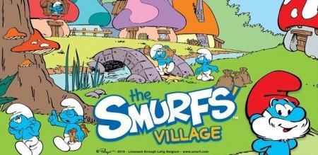 Smurfs' Village - скачать смурфиков на андроид