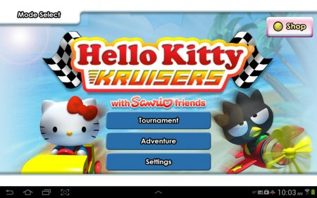 Hello Kitty Kruisers на андроид
