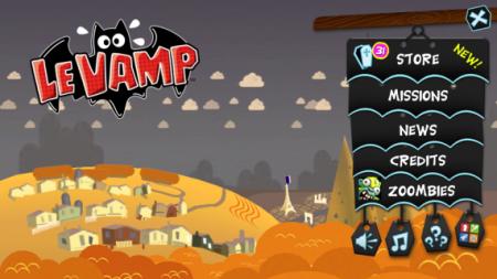 Скачать игру Le Vamp для Android