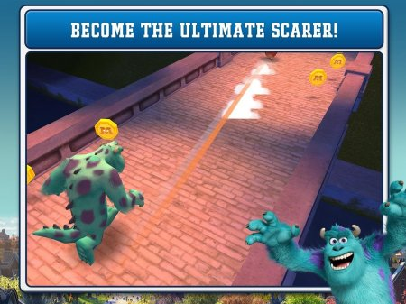 Monsters U: Catch Archie - университет монстров на android