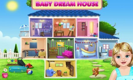 Baby Dream House для Андроид