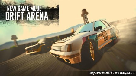 Rally Racer Drift - классные гонки на android