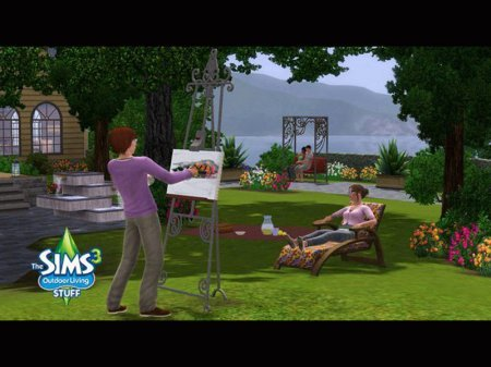 The Sims 3: ����� �� ������� - ����� ������ ����������