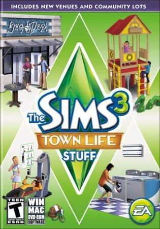The Sims 3: Городская Жизнь - во всех её