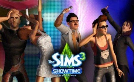 The Sims 3: Шоу Бизнес на пк