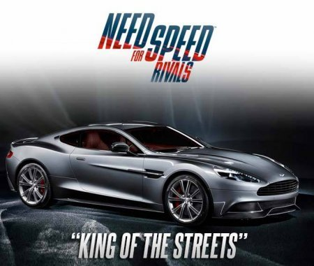 Need for Speed Rivals - самые крутые гонки на ПК