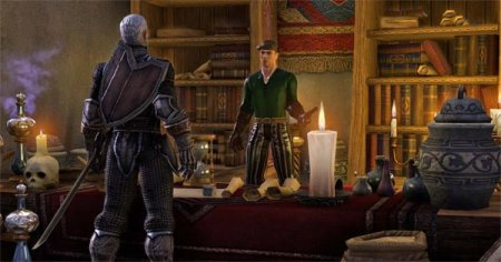 The Elder Scroll Online - TES в формате MMO