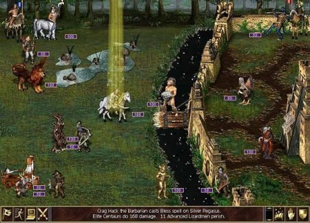 Heroes of Might and Magic III The Restoration of Erathia - восстановление великой страны