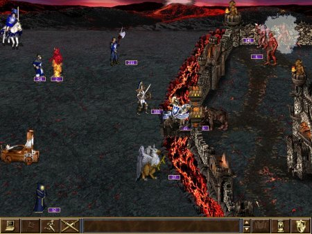 Heroes of Might and Magic III Armageddon's Blade - миру приходит конец