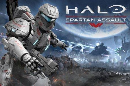 HALO: Spartan Assault - красивый, динамичный