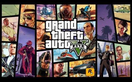 Grand Theft Auto 5 - скачать на пк