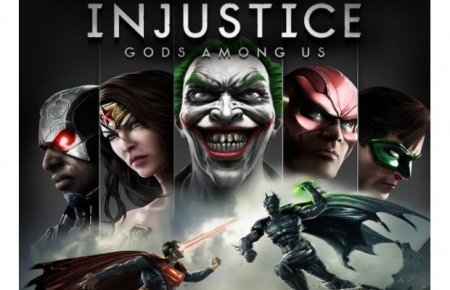 Игра Injustice: Gods Among Us на пк