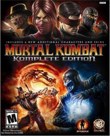 Mortal Combat: Complete Edition скачать торрентом