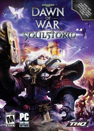 Warhammer 40000: Dawn of War Soulstorm - новые миры, новые битвы