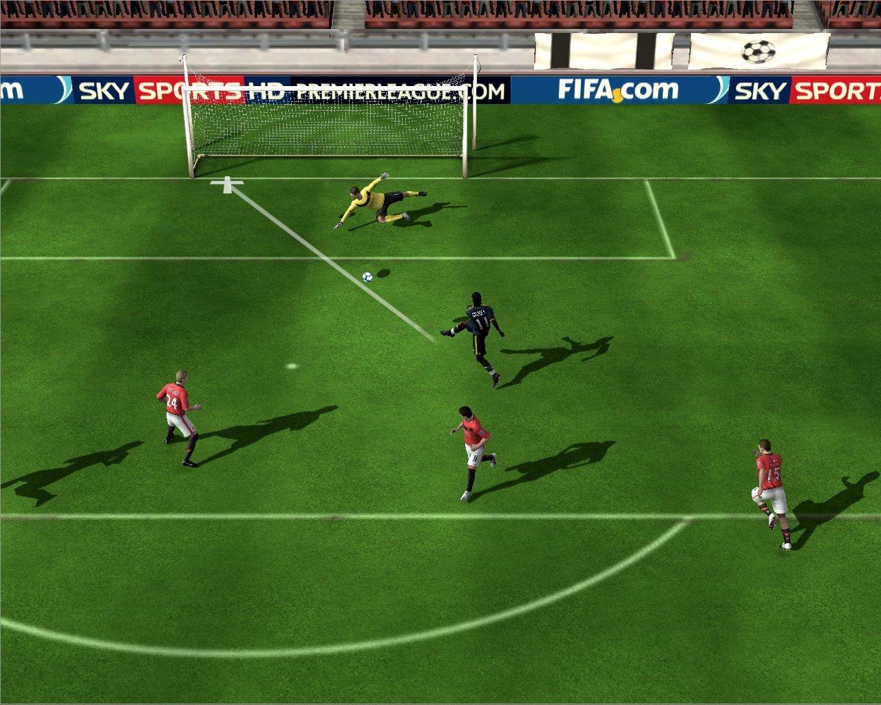 Футбольные симуляторы скачать через торрент