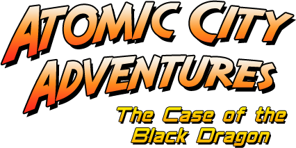Atomic City Adventures - The Case of the Black Dragon скачать на пк