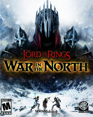 The lord of the Rings: War in the North - игра
