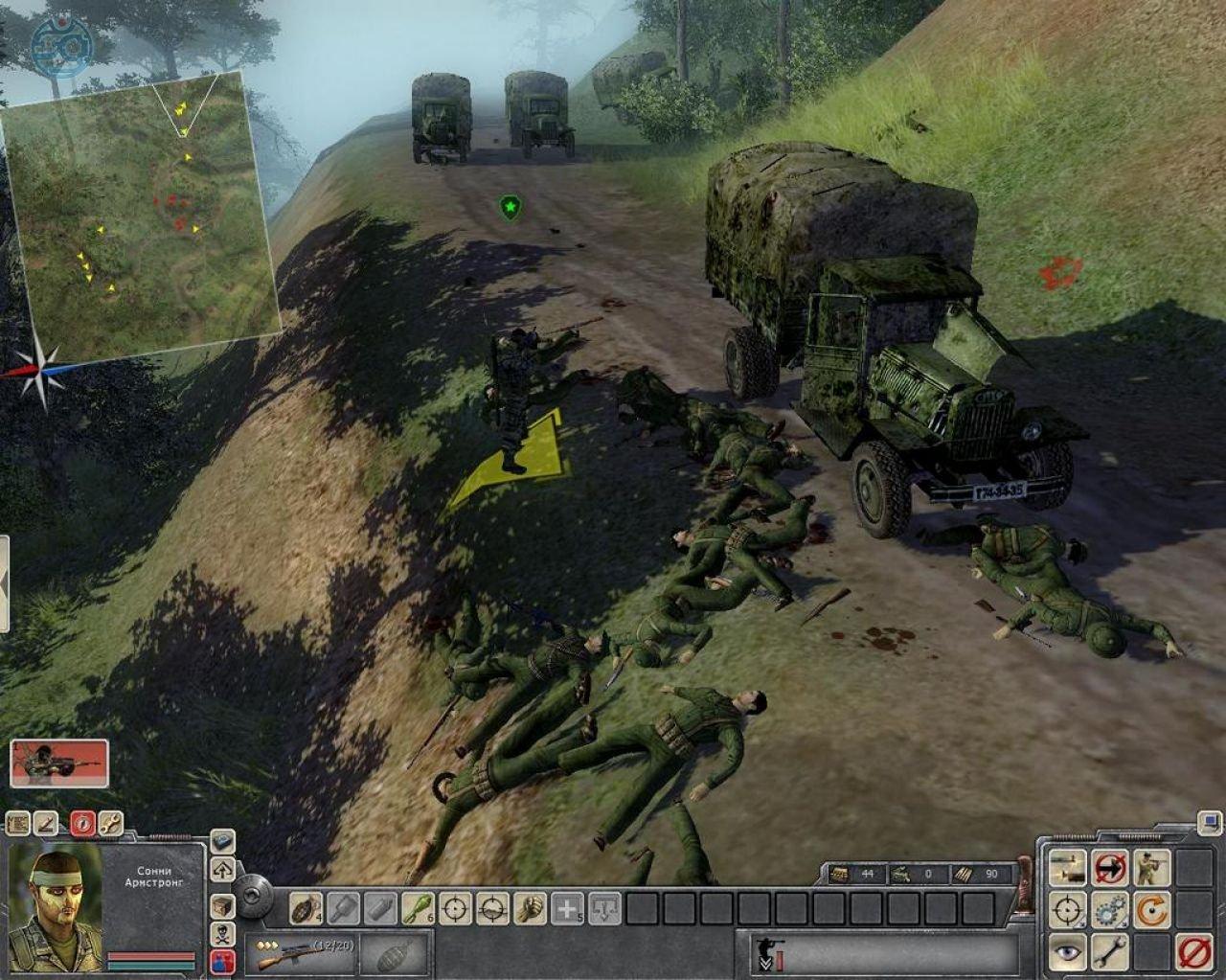 Скачать военные тактические игры на пк