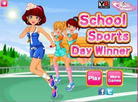 Одеть девочку по-спортивному – играть у нас онлайн!