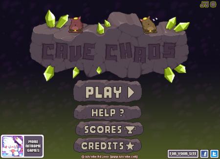 Пещера хаоса – играть у нас онлайн!