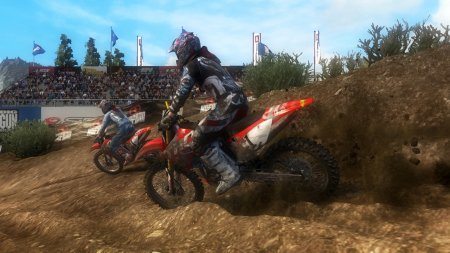 MX vs ATV Reflex - превосходный гоночный симулятор