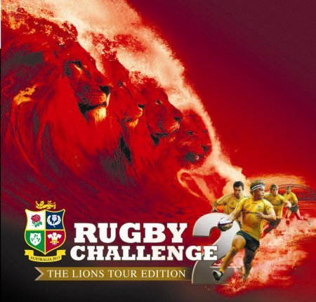 Rugby Challenge 2: The Lions Tour Edition -