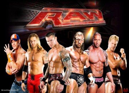 WWE RAW: Impact – отличный файтинг для всех