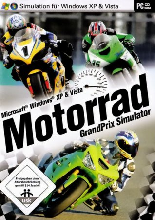 Motorrad Grand Prix Simulator – мотогонки для