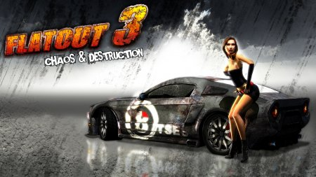 FlatOut 3: Chaos & Destruction – новая волна невероятно опасных трюков