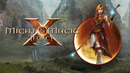 Might and Magic X: Legacy – легендарная пошаговая ролевая игра по мотивам классических героев меча и магии