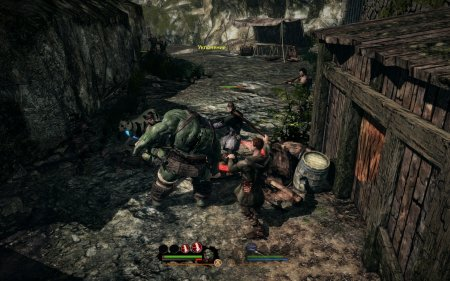 Of Orcs and Men � �� ���� ������� �������������� ����� � �����