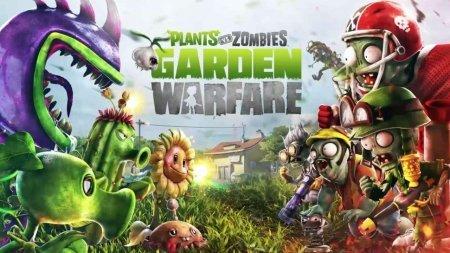 Растения против Зомби: Садовая Война –