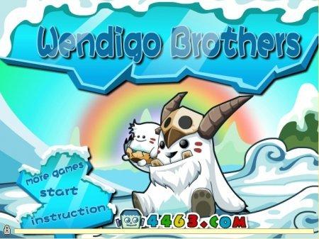 Братья Вендиго – играть в игру для двоих онлайн!