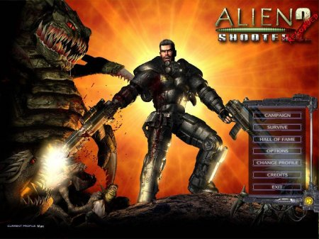 Alien Shooter 2 � ��������� ����������� ������ �����