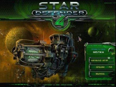 Звездный защитник 4 – очередной этап эпической войны с насекомообразными пришельцами.