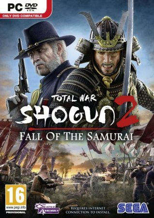 Shogun 2: Total War – Fall of the Samurai скачать на ПК