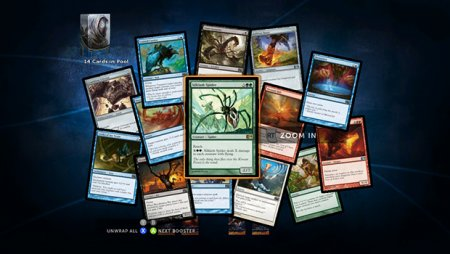Magic: The Gathering - Duels of the Planeswalkers 2014 карточная игра на пк