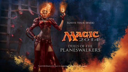 Magic: The Gathering - Duels of the Planeswalkers 2014 ��������� ���� �� ��