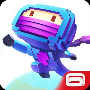 Ninja UP! на андроид
