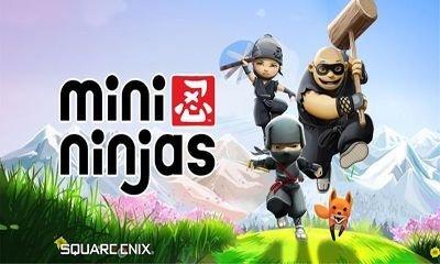 Mini Ninjas на андроид