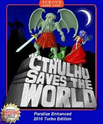 Cthulhu saves the world для ос андроид