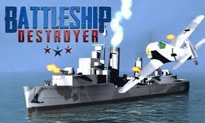 Battleship Destroyer на андроид