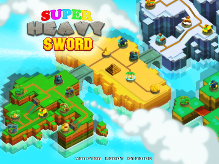 Super HEAVY Sword Android